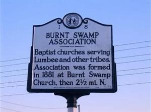 BURNT SWAMP BAPTIST ASSOCIATION