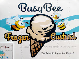Busy Bee Frozen Custard