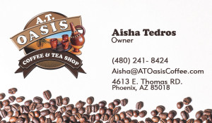 A.T. Oasis Coffee & Tea Shop