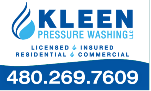 Kleen Pressure Washing
