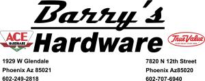 Barry's Hardware