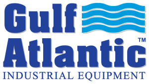 Gulf Atlantic Industrial Equipment Logo