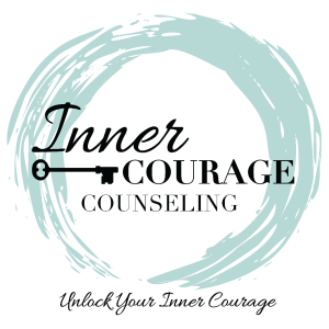 Inner Courage Counseling mental health therapy practice logo