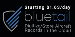 Bluetail GA Aircraft Records Management