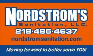 Nordstrom's Sanitation, LLC. logo