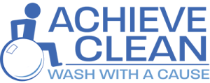 Achieve Clean logo