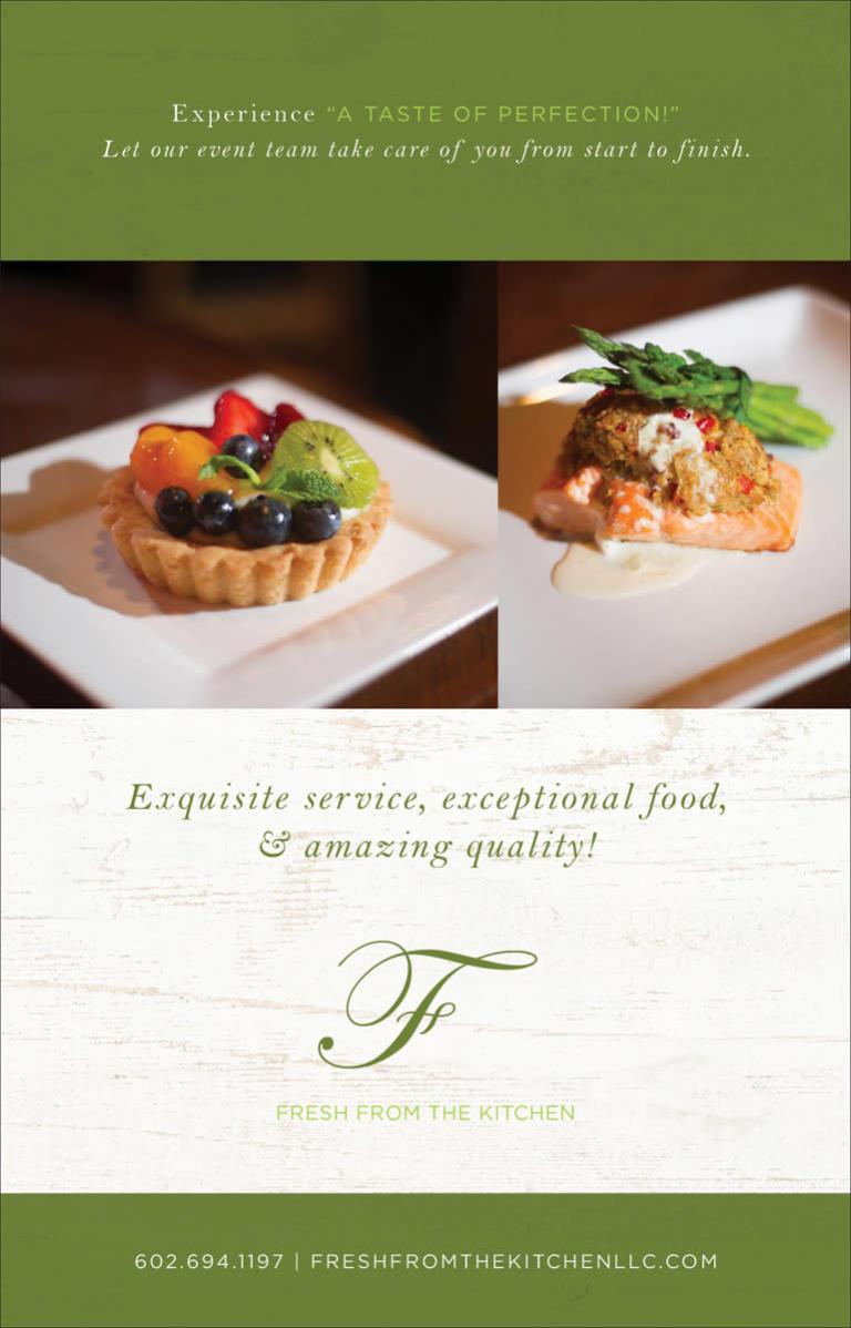 Fresh From The Kitchen Arizona Hispanic Chamber Of Commerce