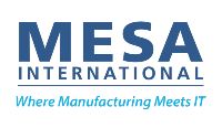MESA International Where Manufacturing Meets IT