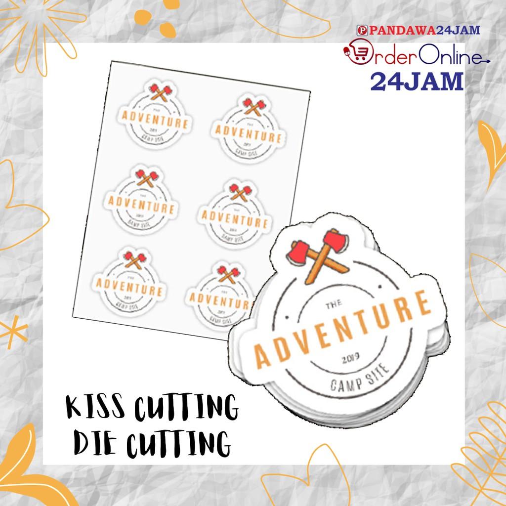 Kiss / Die Cutting