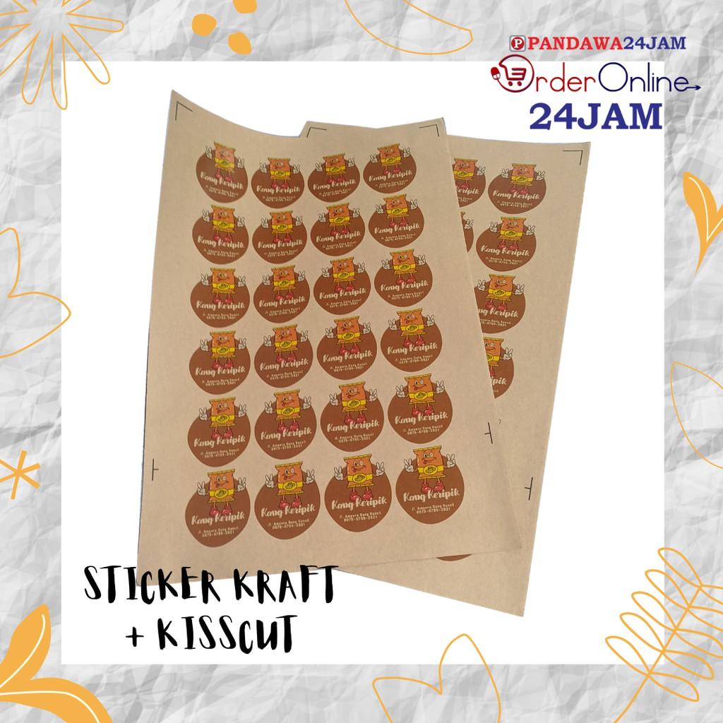 Sticker Kraft