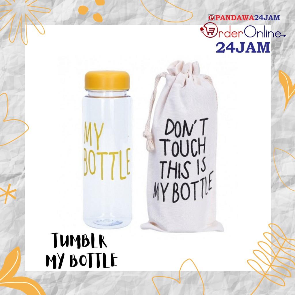Tumbler My Bottle