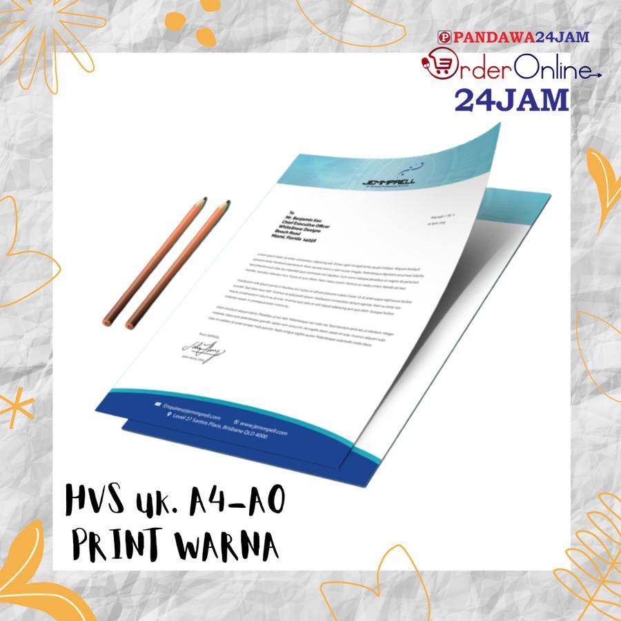 Print Copy HVS A2-A0