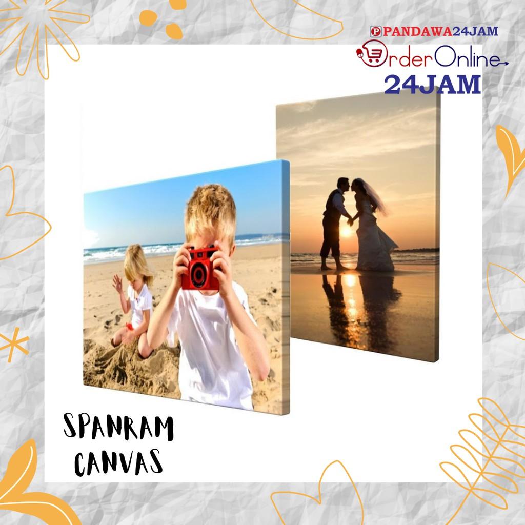 Spanram Canvas