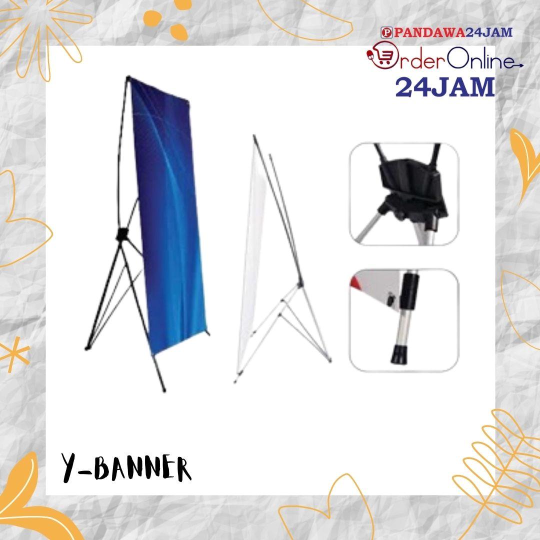 Y-Banner (60x160CM)