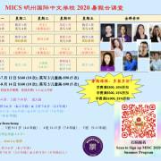 MICS Summer Programs