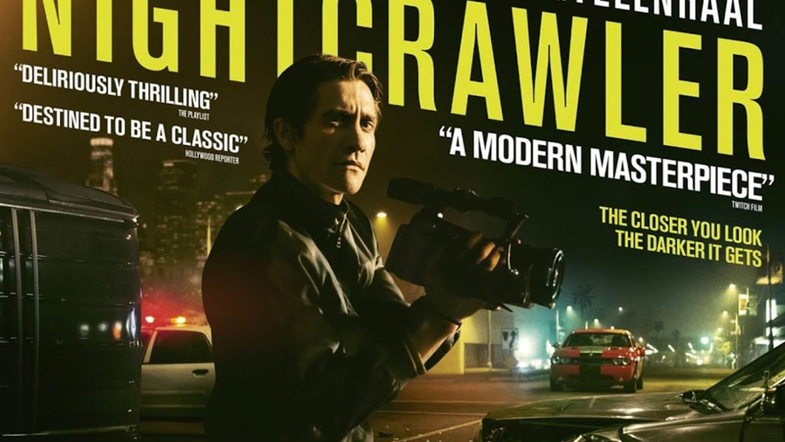 Movie Lessons from Nightcrawler (2014)