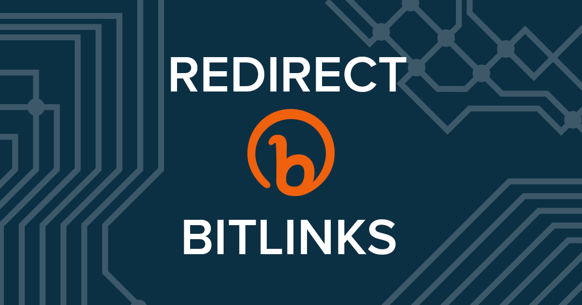 How to redirect branded short domains on Bitly