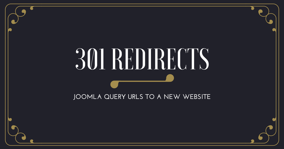 How to 301 redirect Joomla htaccess with multiple query parameters