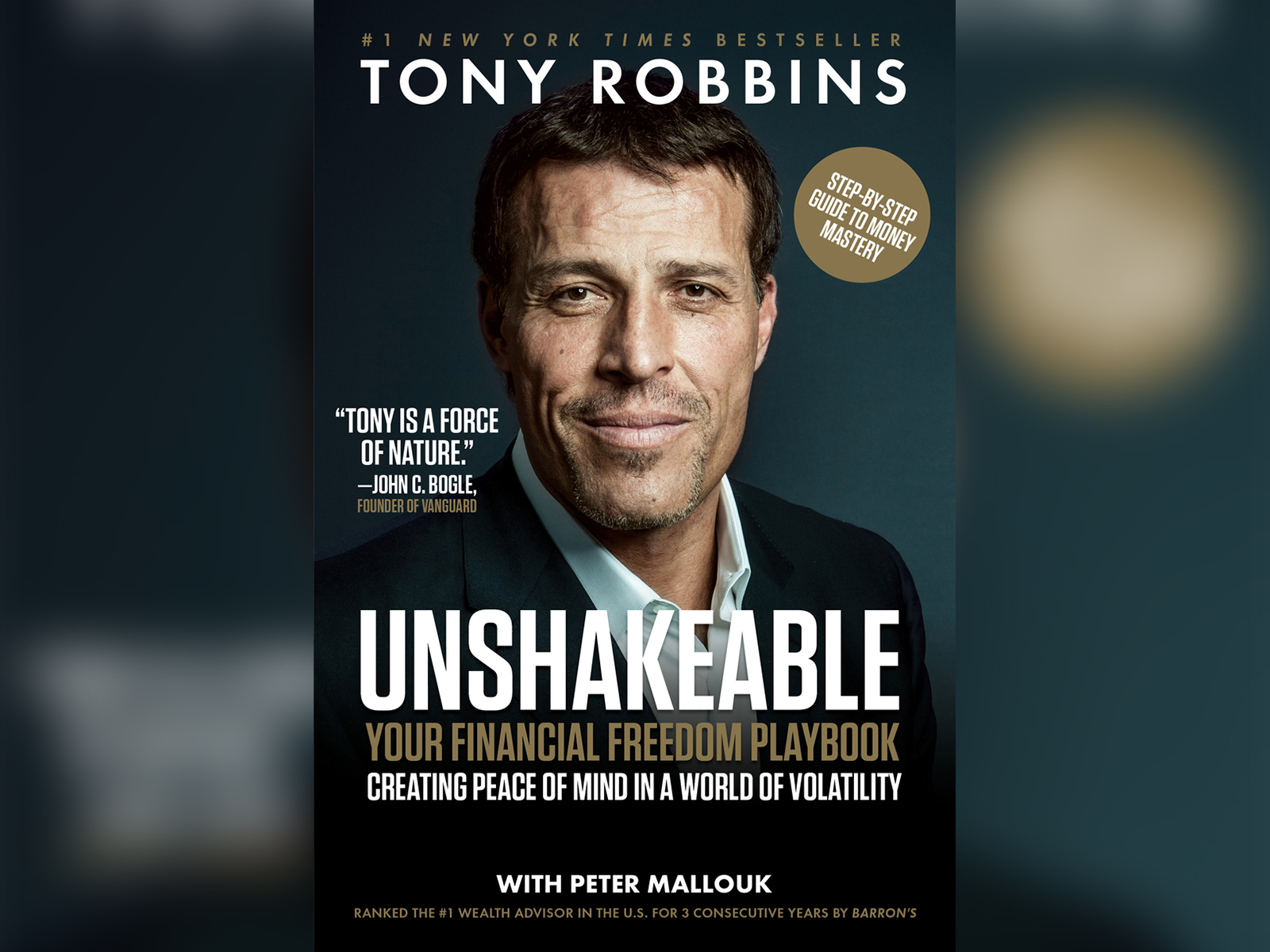 Unshakeable: Tony Robbins Book Review