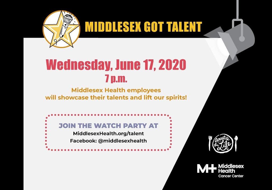 Middlesex Got Talent June 17, 2020 Spot