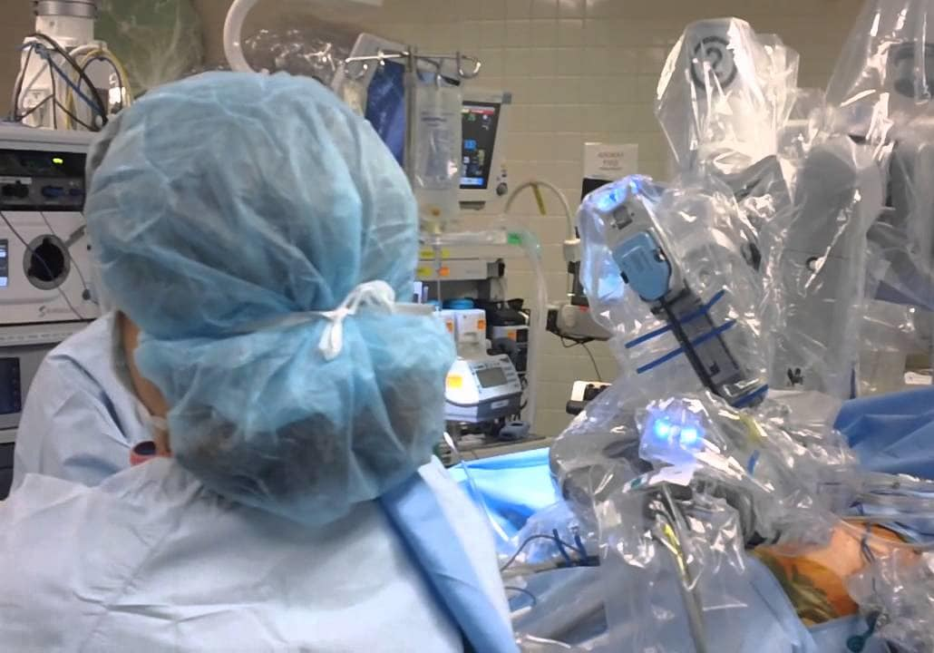 daVinci® Single-Site® Gallbladder Surgery | Middlesex Hospital