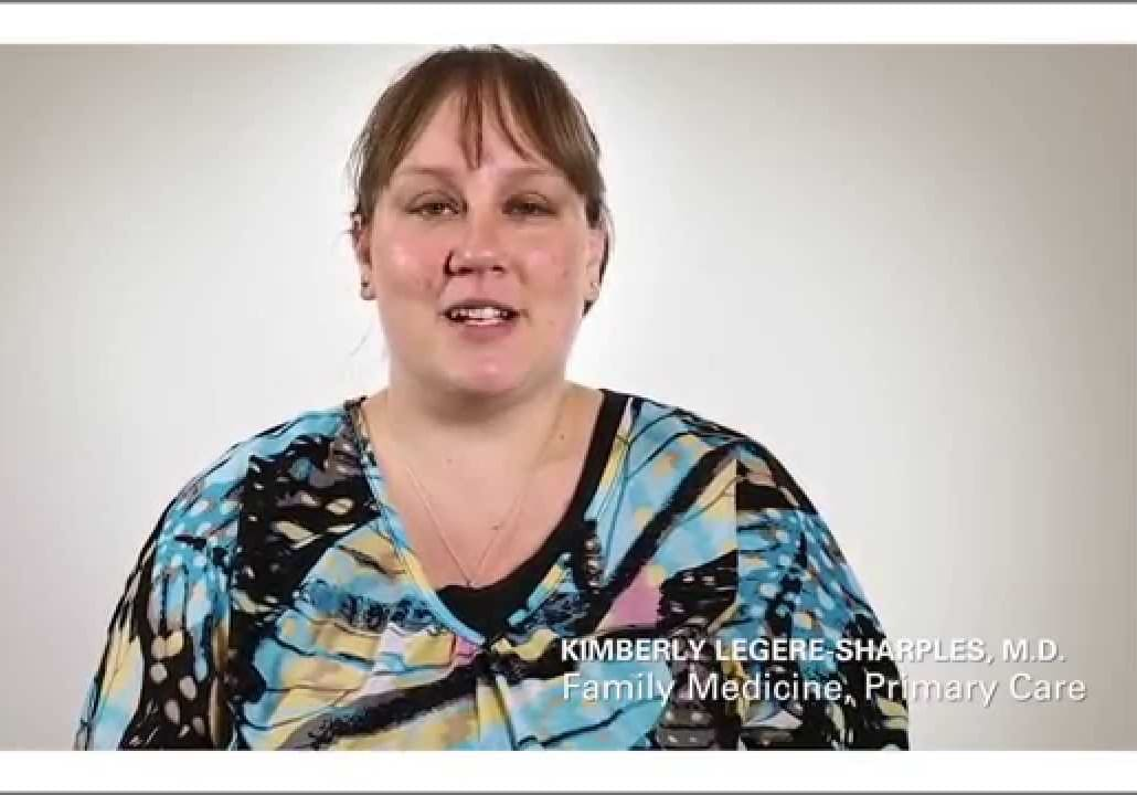 Family Medicine Physician Kimberly Legere-Sharples, MD | Middlesex Hospital