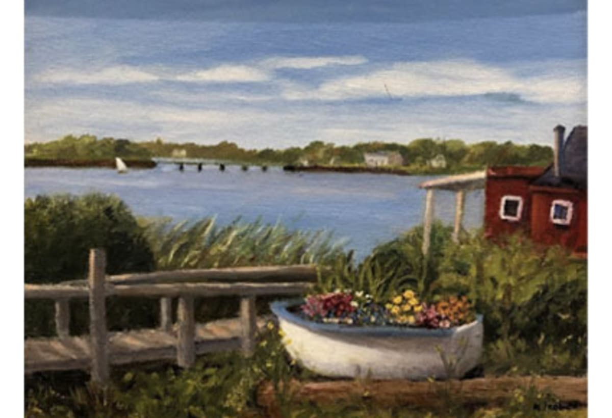 Beauty and the Boat by Maureen Tarbox