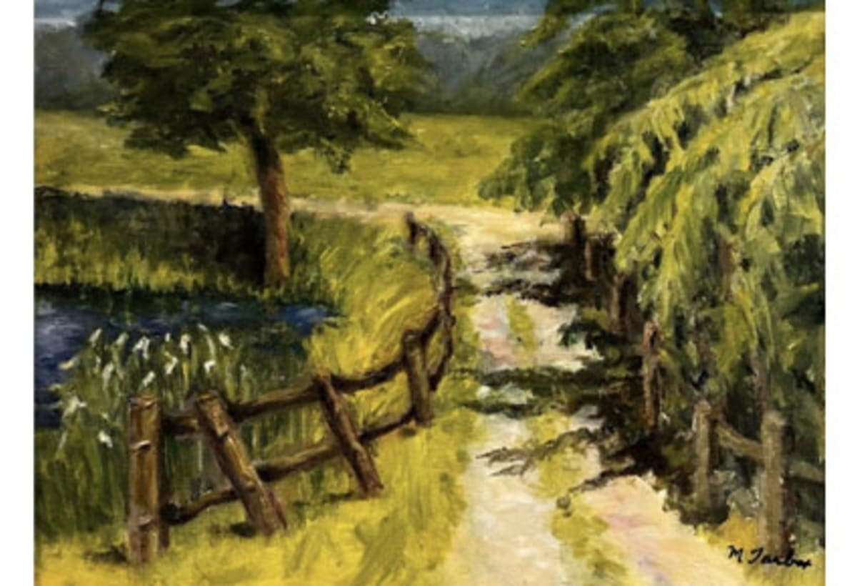 Down a Country Lane by Maureen Tarbox