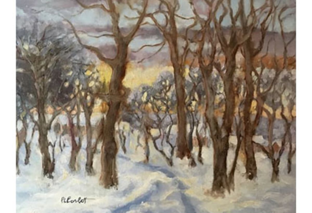 Winter's Glow by Patricia Corbett