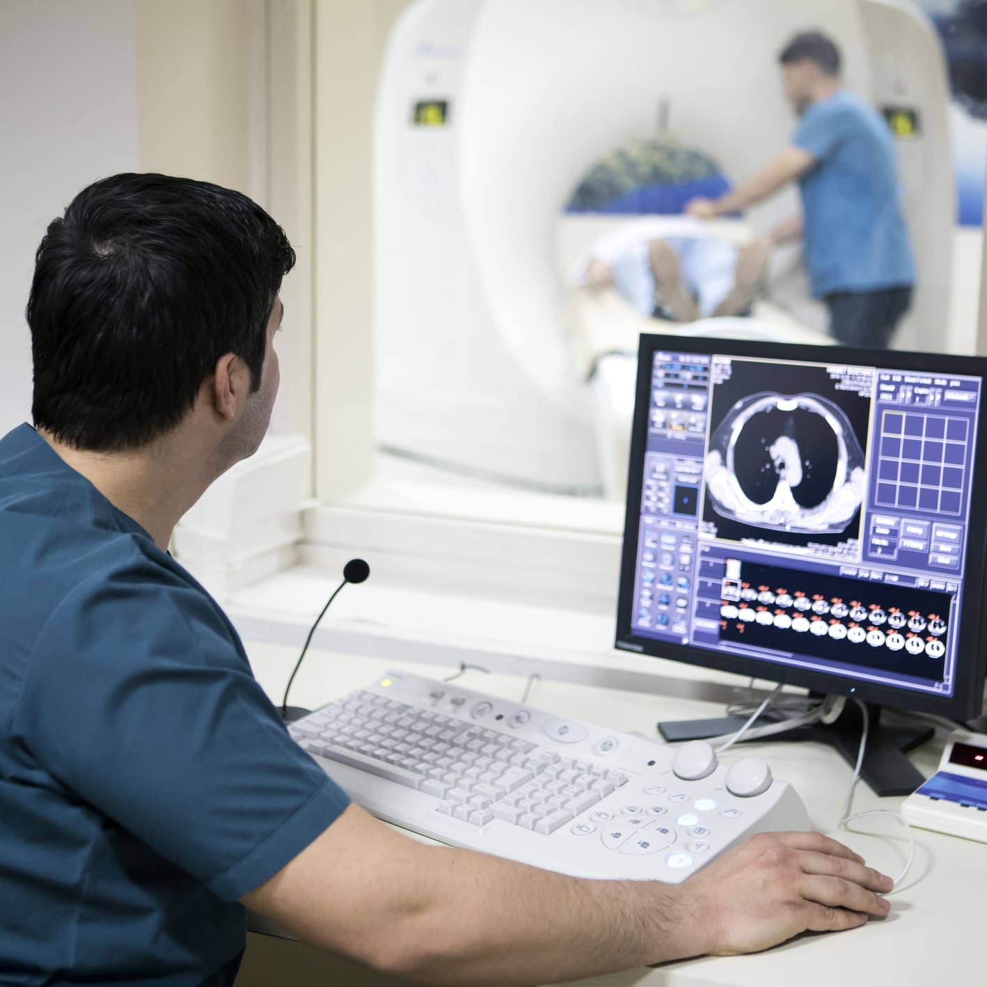 Radiology: Diagnostic Imaging