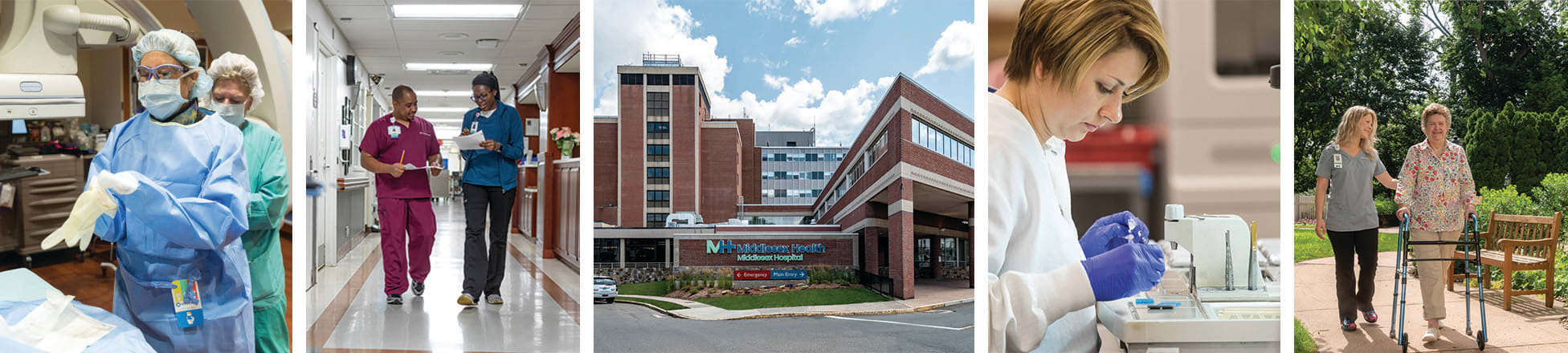 Middlesex Health comprises expert, compassionate staff and the latest technology in state-of-the-art facilities.