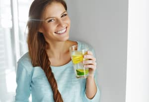 drinking water to help weight loss