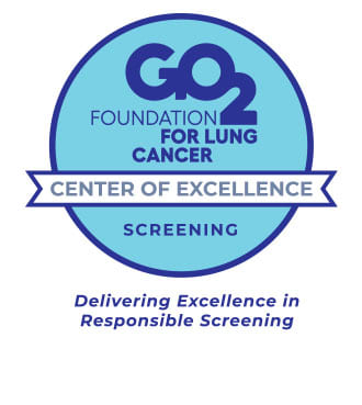 GO2 Screening Center of Excellence Logo