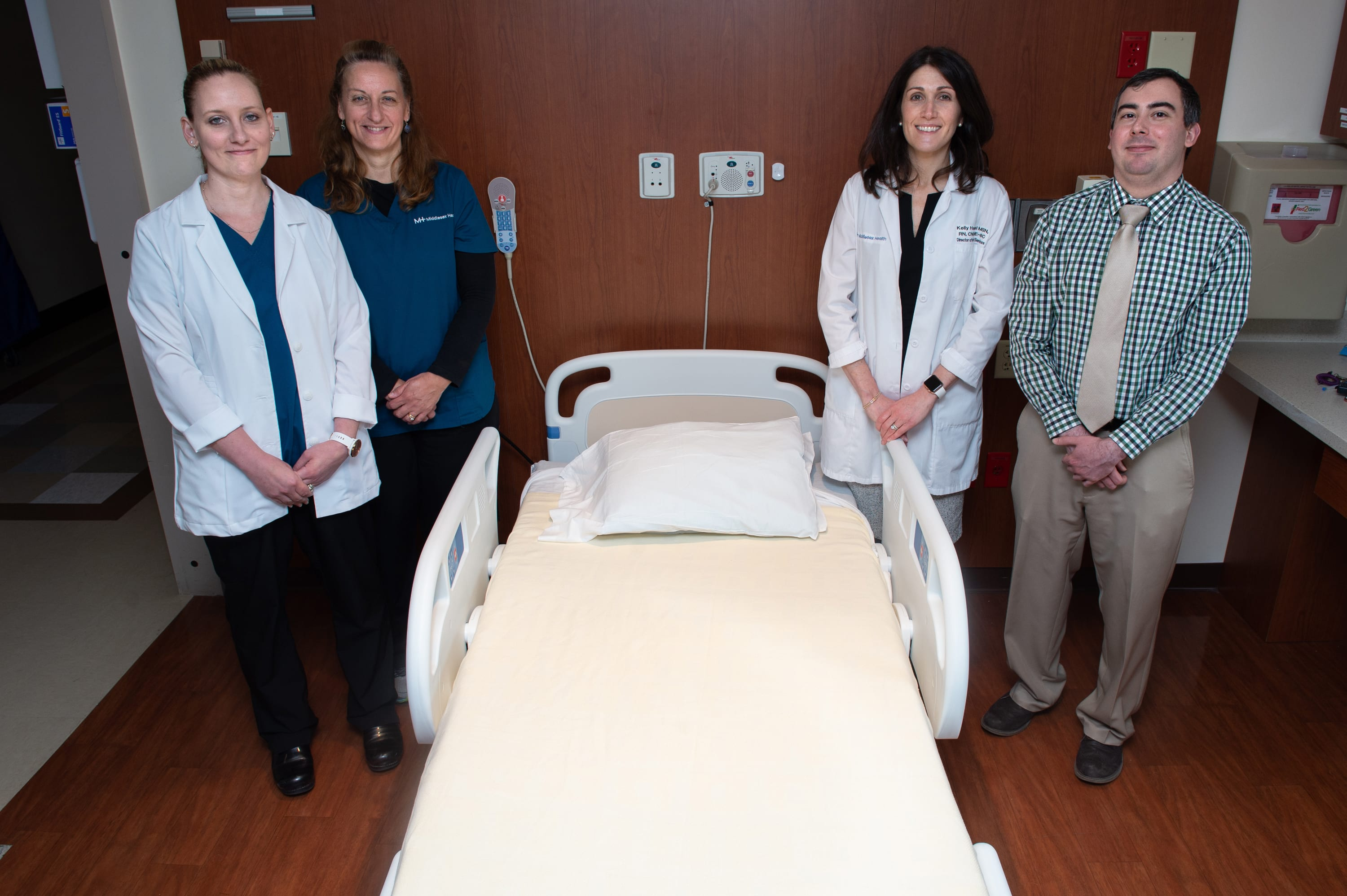 Middlesex Hospital gets new inpatient beds