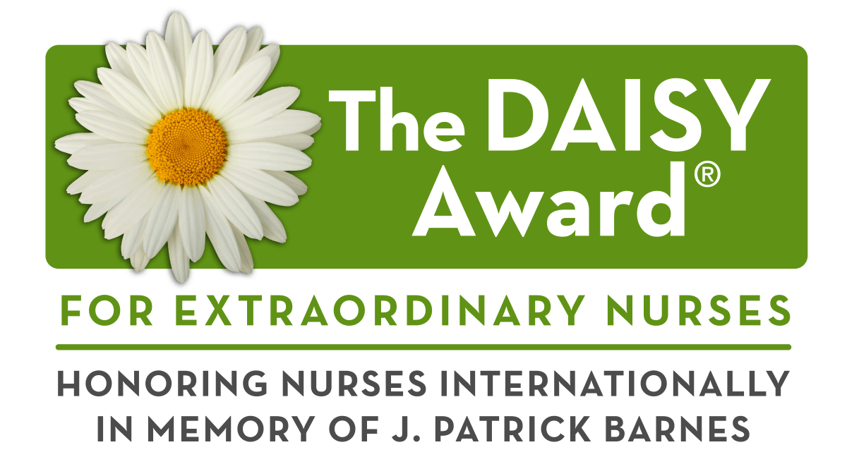The DAISY Award for Extraordinary Nurses Logo