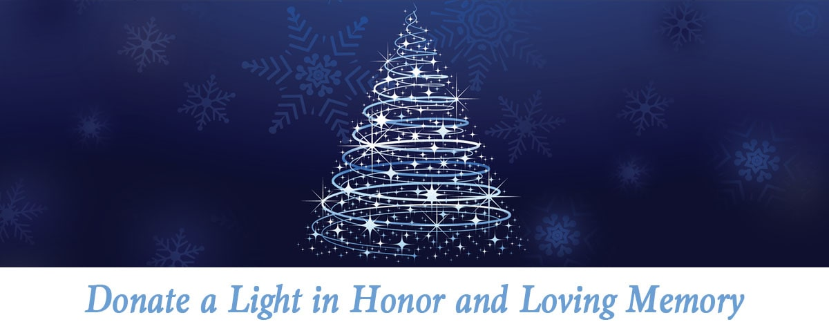 Middlesex Health Tree of Lights