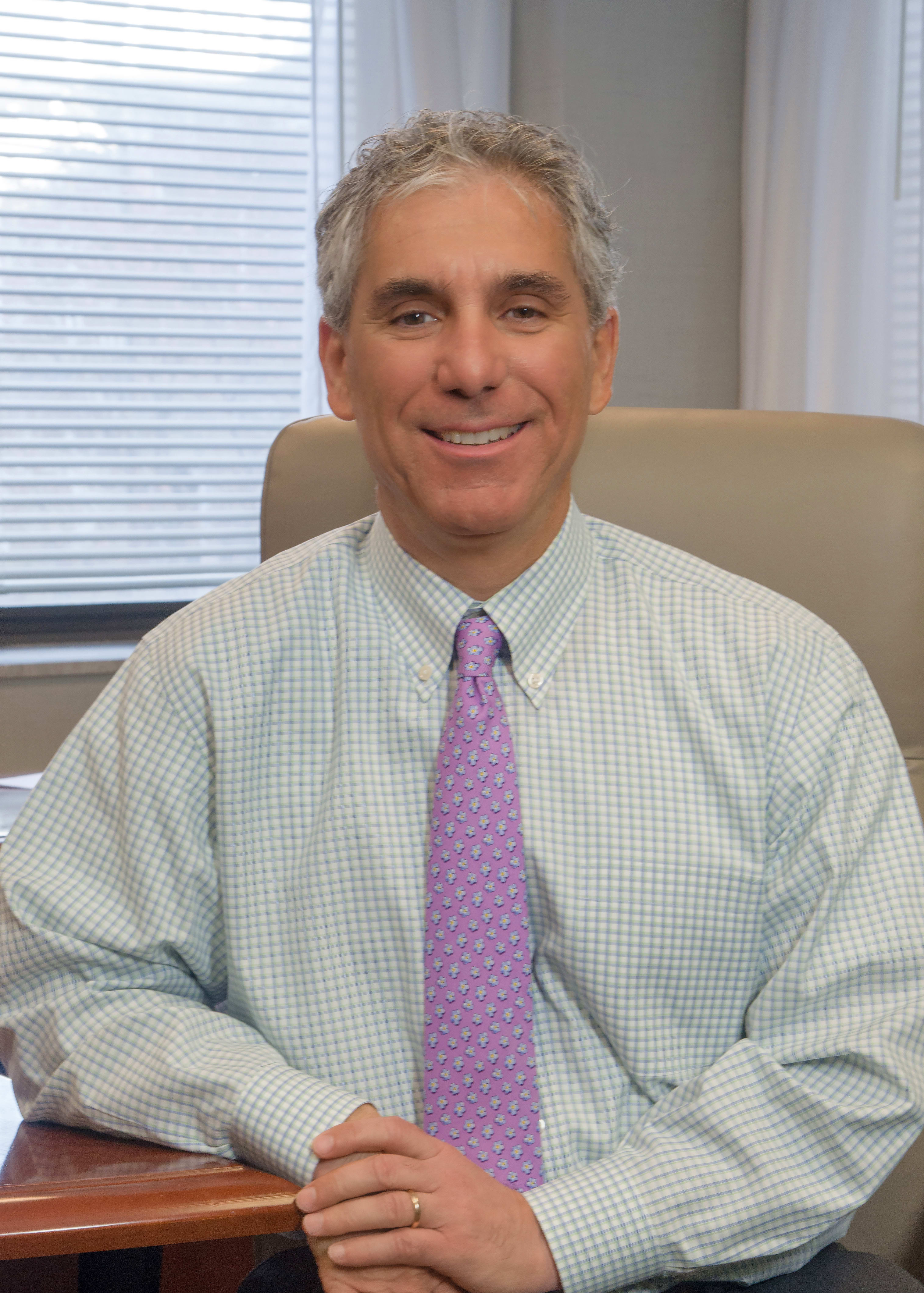 Vin Capece, President & CEO of Middlesex Health