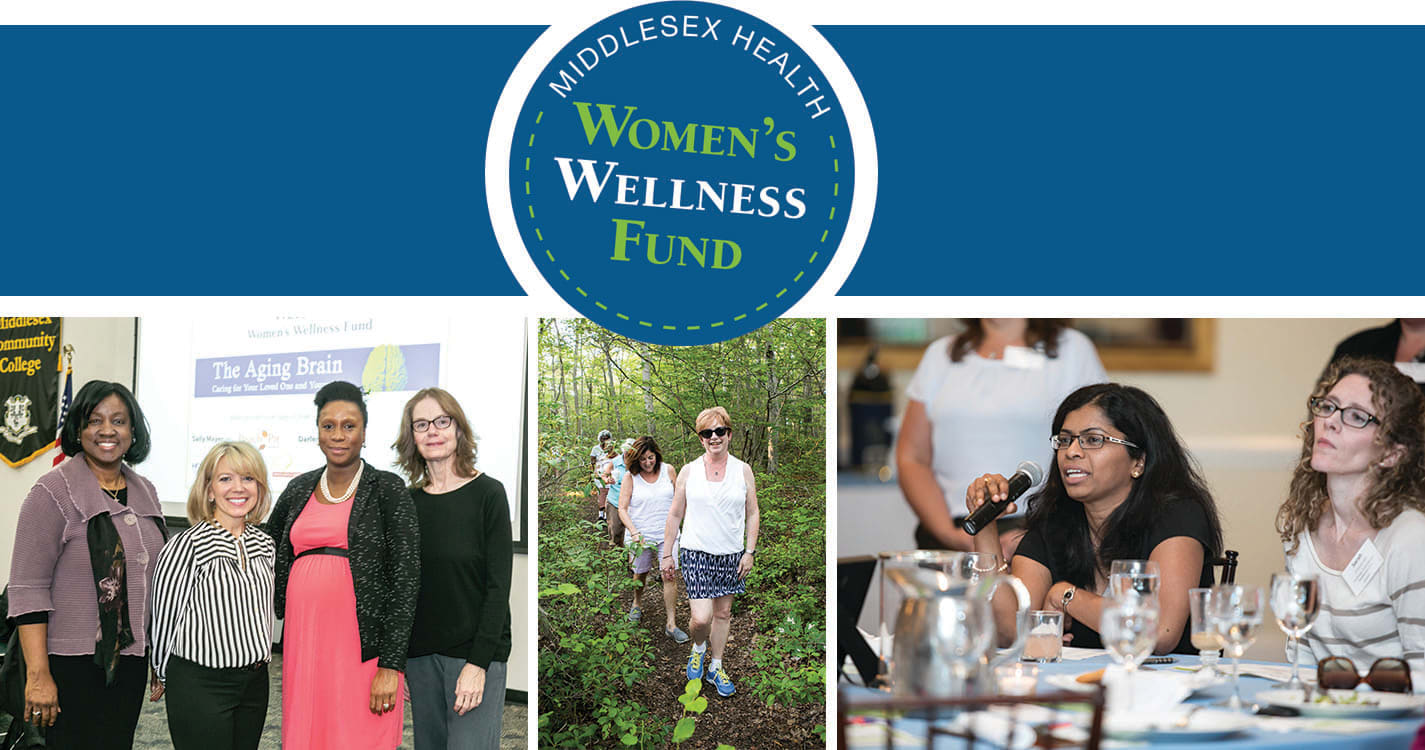 The Women's Wellness Fund brings education and expertise to the community.