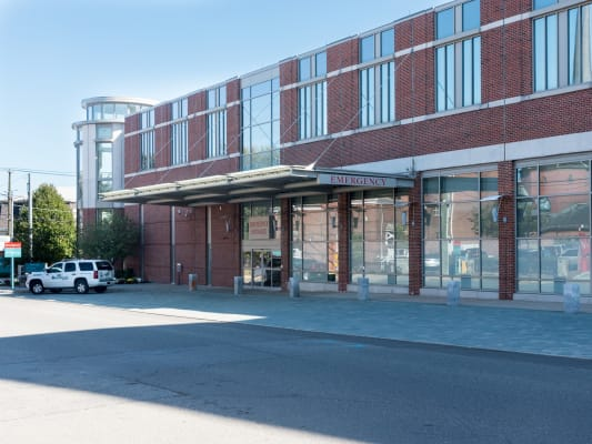 Middlesex Health Emergency Department in Middletown