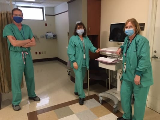 Surgeons are taking extra steps to keep patients safe.