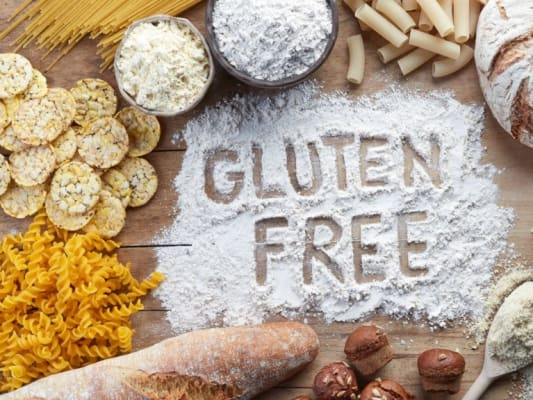 Use substitutes to make your favorite recipes gluten-free.