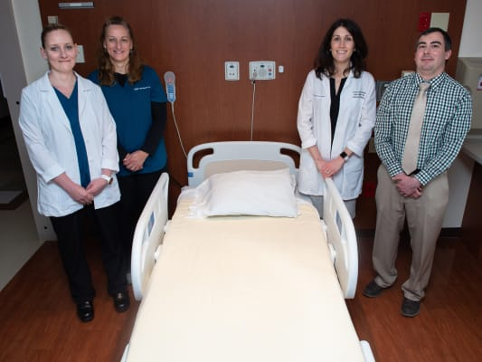 New beds for Middlesex Health