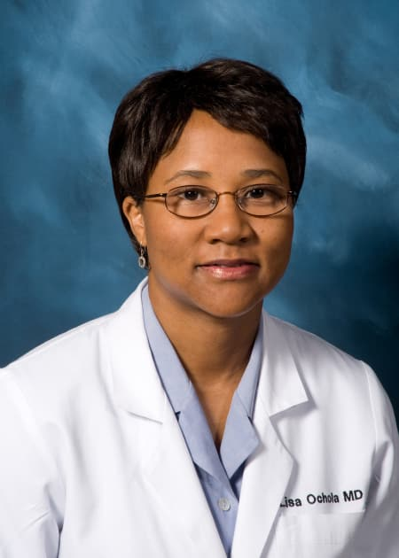 Lisa A  Ochola-Tinker, MD // Middlesex Health