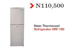 Haier Thermocool Refrigerator HRF -180