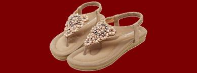 Fashion Women's Casual Summer Sandals-Black