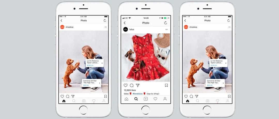 MídiaMatic Agência Digital - Instagram Shopping