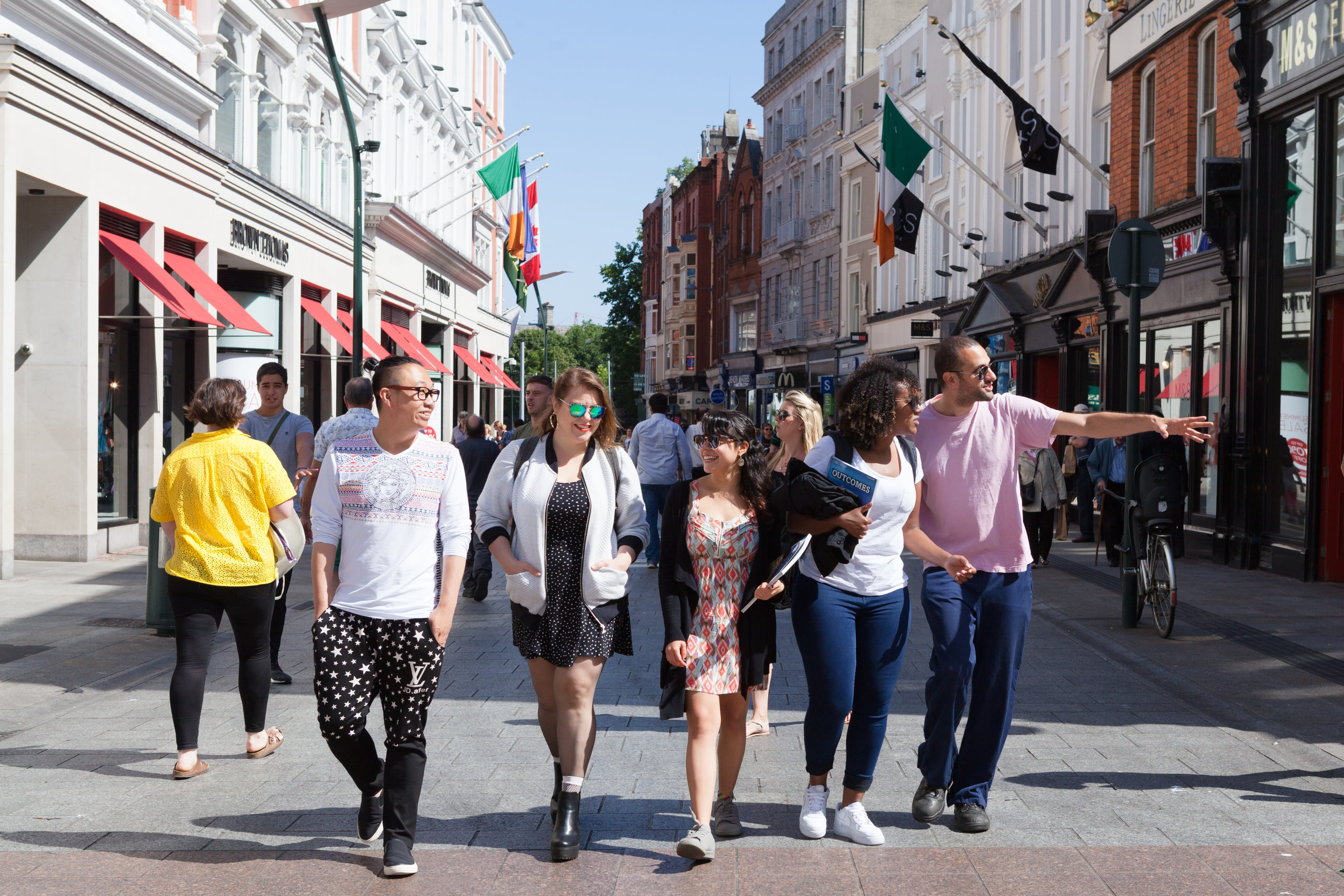 Class Pass: End-Of-Course Trip in Ireland