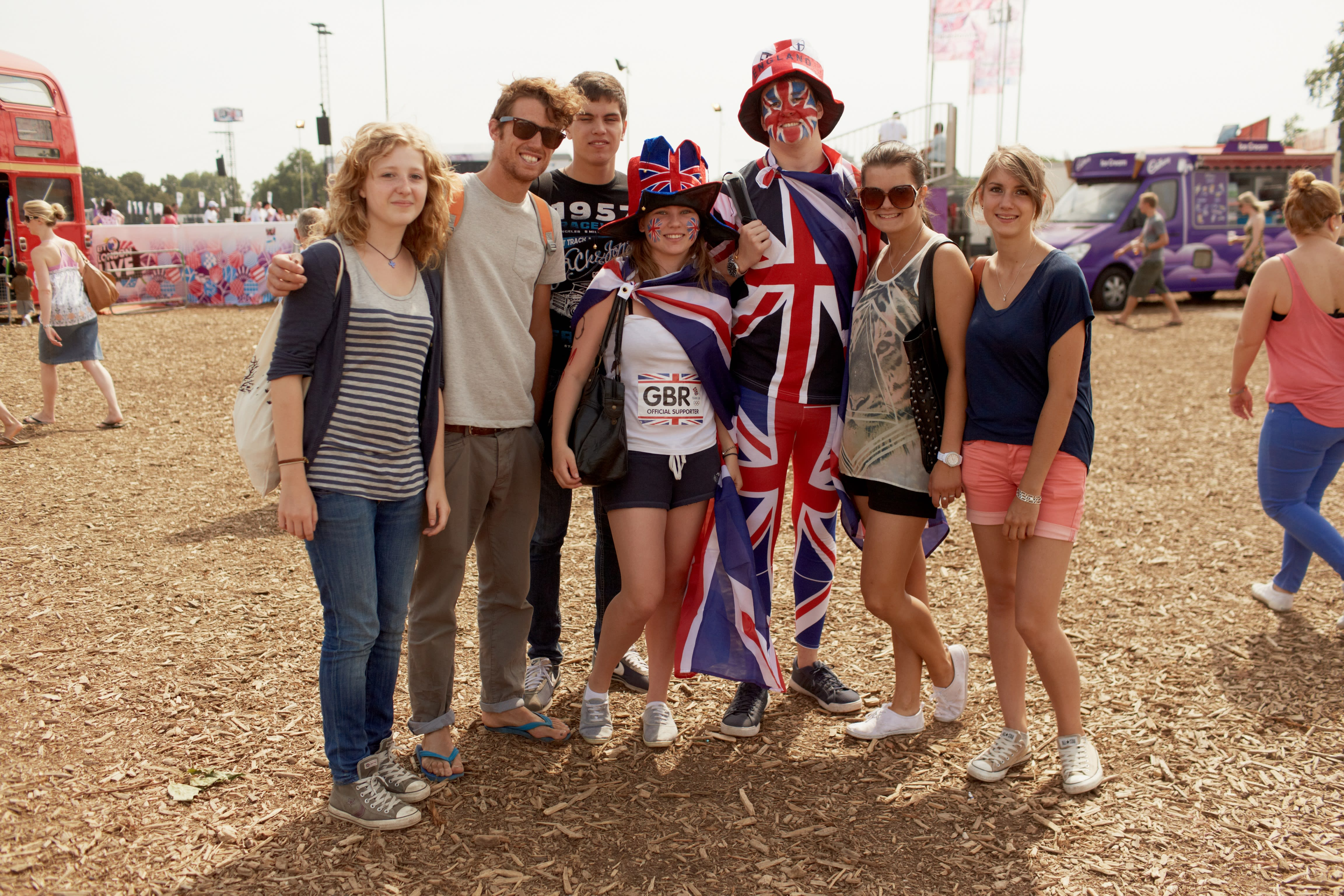 The Birthplace of English: Au Pair Program in London, England