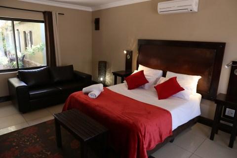 Windhoek Stadtaussicht, Kleingruppenreise Capetown und Namibias Highlights