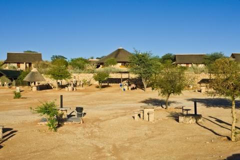 Kgalagadi Transfrontier Nationalpark